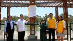 Catalogan como parque saludable al club zonal Huáscar de Villa El Salvador - Noticias de lopez milla