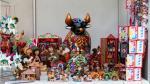 Exponen artesanía navideña en plazuela de Iglesia de San Francisco - Noticias de iglesia san francisco