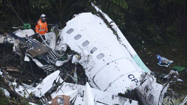 Veintidos periodistas fallecieron en la tragedia aérea en Medellín. (AP)