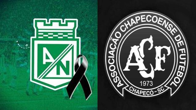 Atlético Nacional habría pedido otorgarle el trofeo de la Sudamericana al Chapecoense.