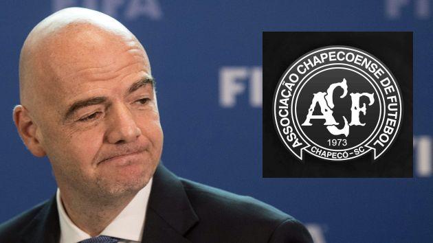 FIFA: 'Hoy es un día muy triste para el fútbol'