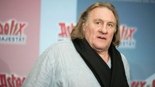 Gérard Depardieu se reunirá con el presidente de la República, Pedro Pablo Kuczynski. (Lainformacion.com)