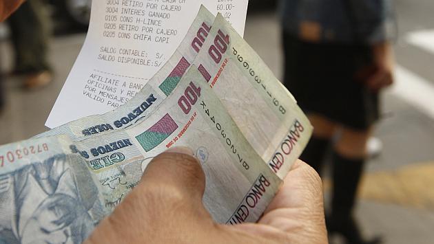 Aguinaldo por Navidad será de S/300 para el sector público. (Gestión)