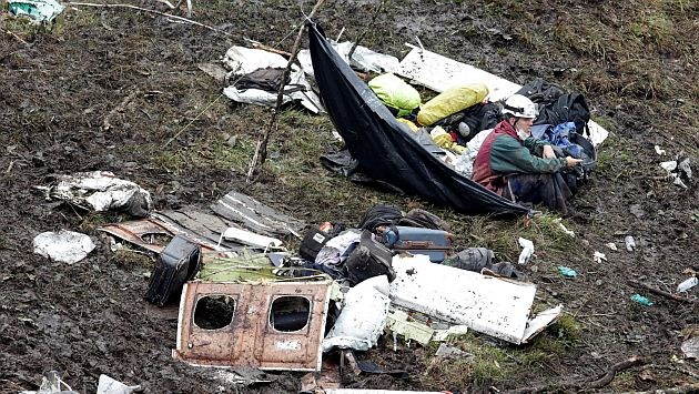 Sobrevivientes de tragedia de Chapecoense brindaron sus primeras declaraciones. (Reuters)