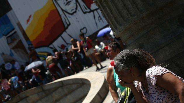Tasa de desempleo en Brasil fue de 11.8% en octubre, indicó el IBGE. (EFE/Referencial)