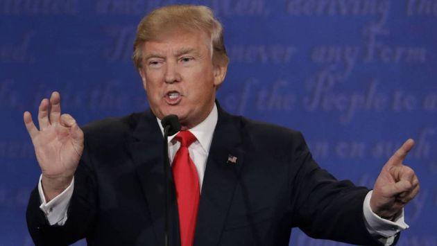 Trump anuncia que abandona sus negocios para centrarse en la presidencia. (Reuters)