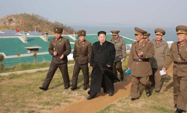 Endurecen sanciones contra el gobierno de Kim Jong-un tras realizar ensayos nucleares prohibidos (AFP).