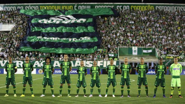 Fútbol argentino puso sus jugadores a disposición del Chapecoense. (EFE)