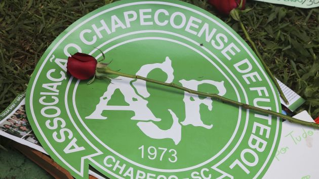 Chapecoense estudiará tomar medidas judiciales contra la aerolínea Lama. (AP)