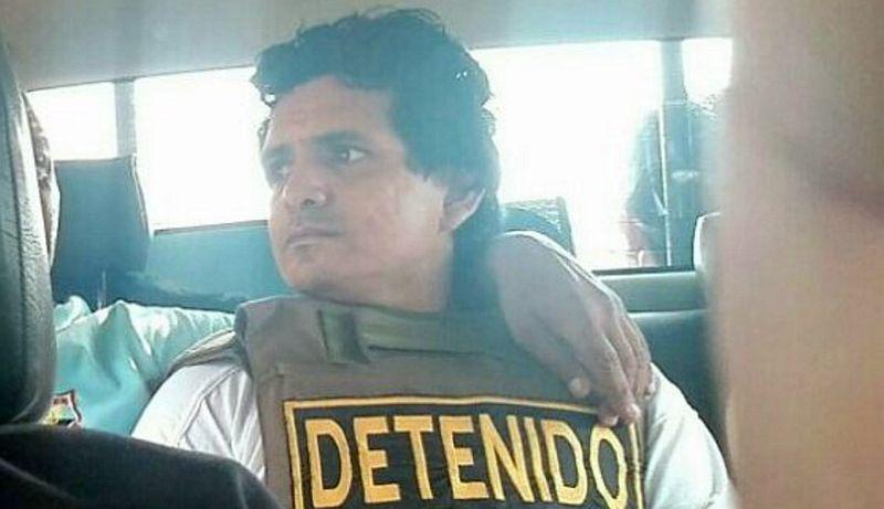 Capturaron a Carlos Feijoo Mogollón, el agresor de Milagros Rumiche, en su casa de Tumbes. (Twitter)