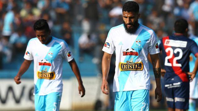 Sporting Cristal con 10 jugadores perdió 1-0 ante Deportivo Municipal en la semifinal. (USI)