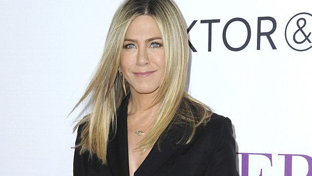 Jennifer Aniston arremetió contra la presión social que exige a las mujeres ser madres. (AP)