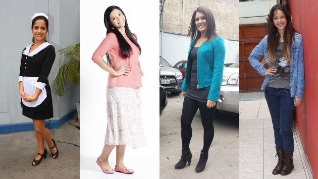 Areliz Benel, Mayra Couto, Nataniel Sánchez, y Melania Urbina se despiden de sus personajes de la popular serie. (USI)