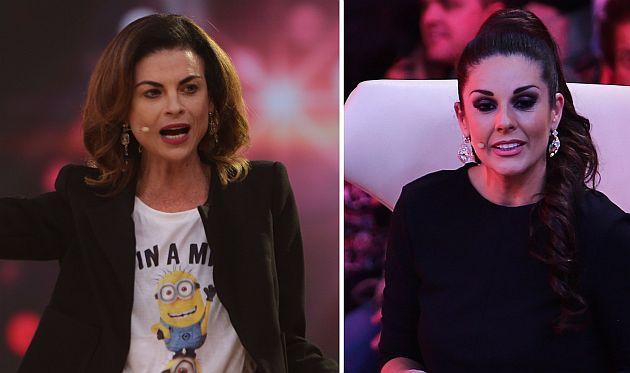Fiorella Rodríguez y Rebeca Escribens vuelven este sábado a Reyes del show como jurado VIP. (USI)
