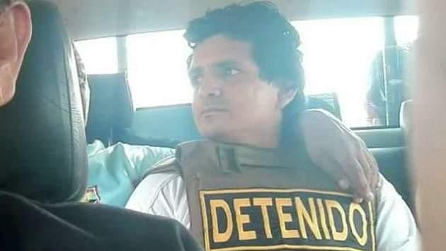 Tumbes: Carlos Feijoo Mogollón fue internado en el penal de Puerto Pizarro. (Difusión)