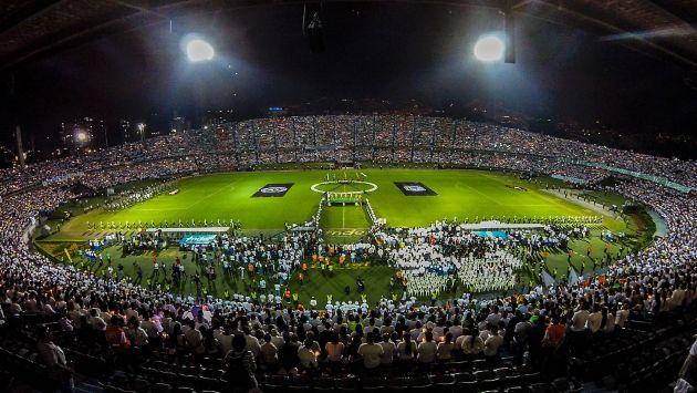 ¿Atlético Nacional dará triunfo al Chapecoense si hay final de la Copa Sudamericana? (AFP)