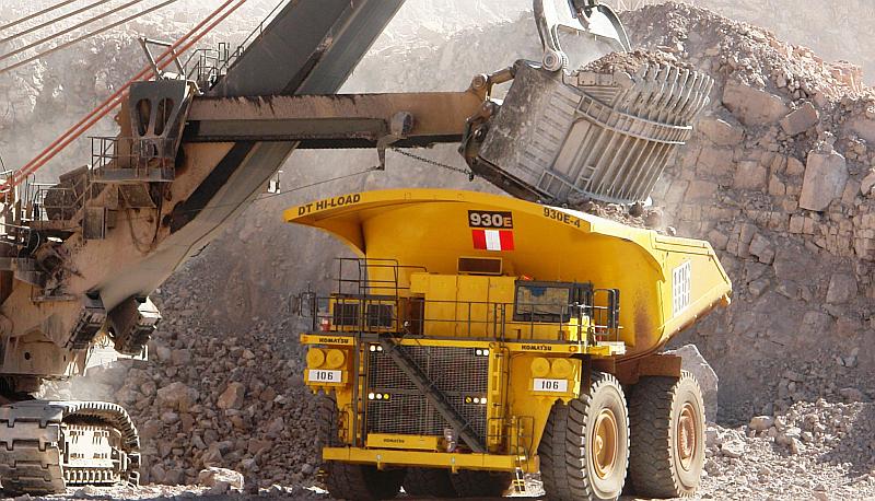 Minas de Arequipa, Áncash y Apurímac lideran producción de cobre en octubre. (Perú21)