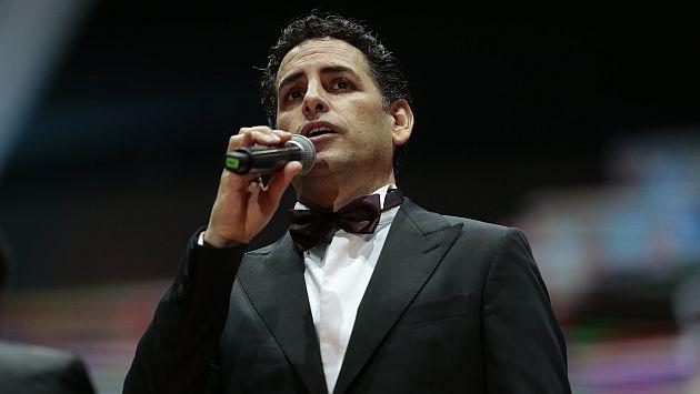Juan Diego Flórez no se considera el mejor tenor. (Roberto Cáceres)