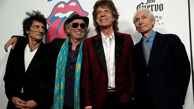 The Rolling Stones lanza nuevo disco este viernes. (Reuters)
