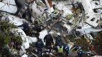 Chapecoense: 71 muertos y 6 sobrevivientes tras estrellarse avión que llevaba al equipo - Noticias de jose marquez