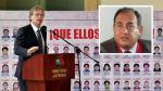 Ministerio del Interior ofrece recompensa de S/100 mil por asesinos de fiscal superior de San Martín - Noticias de julio rodriguez