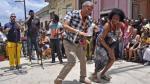 La rumba cubana fue declarada patrimonio mundial. (Granma)
