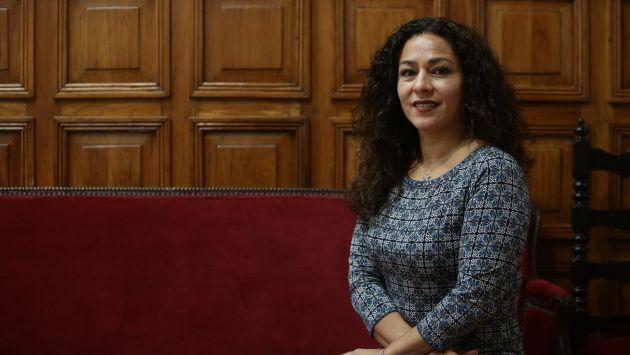 """Cecilia Chacón: """"Gobierno no genera la confianza esperada"""""""