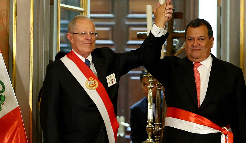 Jorge Nieto Montesinos es el nuevo ministro de Defensa