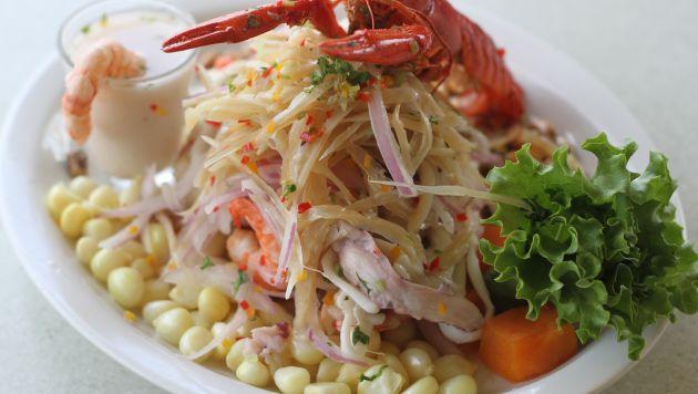 Perú fue elegido por quinto año consecutivo como el Mejor Destino Culinario del Mundo. (USI)