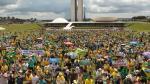 Brasil: Miles salieron a las calles a protestar en contra de la corrupción que azota el país - Noticias de ciudad flotante