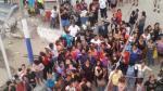 Rímac: Se registró una nueva protesta en frente de una comisaría - Noticias de paola flores flores