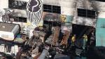 Ascienden a 36 los muertos por incendio en fiesta electrónica en Estados Unidos - Noticias de policias muertos