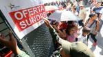 Autoridades obligan a bajar los precios en comercios en Venezuela. (ntn24america)