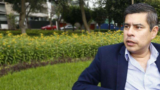 """Luis Galarreta sobre resultados PISA: """"Si tú te sacas 02 y ahora tienes 06 igual sigues jalado"""""""