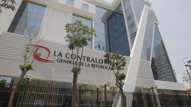 Ardua labor. La gran tarea de la Contraloría General de la República es evitar la comisión de actos de corrupción. (Mario Zapata)
