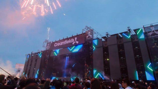 Indecopi inició proceso sancionador contra organizadores de Creamfields por ausencia de DJ Tiesto. (Creamfields Perú)