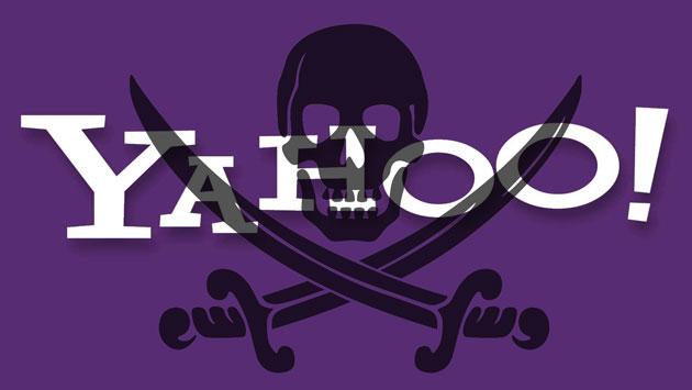 Vuelven a robar información a Yahoo. (Composición)