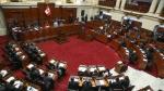 Mesa Directiva del Congreso destinó S/6 millones para aguinaldos y canastas navideñas de parlamentarios - Noticias de bonificación