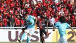 Sporting Cristal empató 1-1 con Melgar y definirán título nacional en Lima - Noticias de churrito