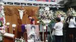 Restos de Lucila Campos son velados en la Biblioteca Nacional - Noticias de santa lucila