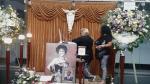 Artistas nacionales se despiden de Lucila Campos en sede de la Biblioteca Nacional - Noticias de pepe vasquez