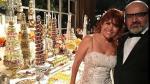 "Magaly Medina: ""No he vendido mi boda, nadie me ha pagado un sol por estar ahí"" - Noticias de alfredo zambrano"