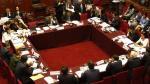 Congreso evaluará constitucionalidad de los decretos legislativos aprobados por el Ejecutivo - Noticias de arana torres