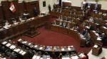 Moción de censura a Jaime Saavedra se votará este jueves desde las 9 a.m. - Noticias de fernando duran