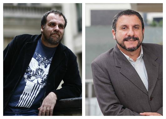 José Carlos Yrigoyen y Alonso Rabí conducirán el programa literario Entre Libros (Perú21/Universidad de Lima).