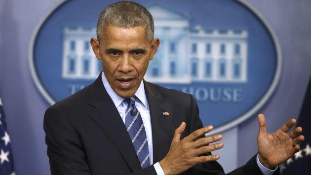 Barack Obama advirtió que podrían responder a hackeo ruso. (Reuters)
