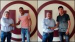 Universitario de Deportes: Continúan las renovaciones en tienda crema - Noticias de angel romero