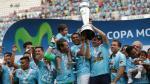 Sporting Cristal igualó 0-0 con Melgar y se proclamó campeón del Torneo Descentralizado 2016 - Noticias de carlos barrientos