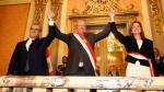Así despidió Pedro Pablo Kuczynski a Jaime Saavedra [Fotos y video] - Noticias de salon dorado