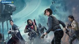 Estrenos.21: 'Star Wars: Rogue One' y lo nuevo de la cartelera para esta semana